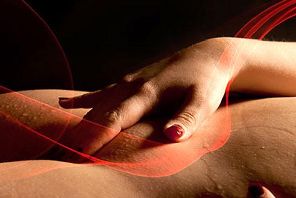 massagem naturista